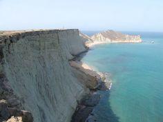 Ramsar is a popular beach resort on the coast of the Caspian Sea.