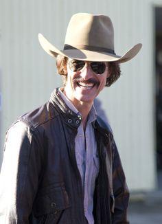 Matthew McConaughey en Dallas Buyers Club. D.R.