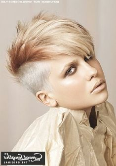 Hair Cuts, Undercut Hairstyles Women Short Hair ladies and men Undercut hairstyles women Short hair come with the Option of 2017 hairstyles for shor...