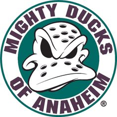 Anaheim - Mighty Ducks... DUCKS RULE!!!
