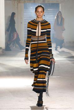 Proenza Schouler, Fall-Winter 2018, Paris, Womenswear