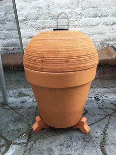 Terra Cotta Pot Smoker