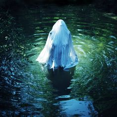 River ghost by Pauline Greefhorst.