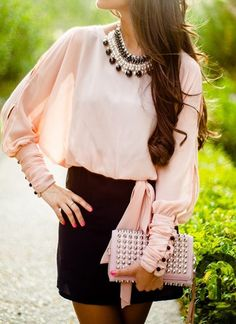 Fabulous look...