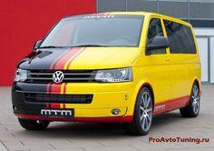 Тюнинг микроавтобуса VW T5 » ТЮНИНГ, ТЮНИНГ АВТО, ТЮНИНГ ФОТО, ЧИП ...