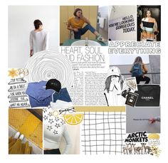 """CHAINS AND WHIPS EXCITE ME [ collab with tesla ]"" by adventuring-into-the-night ❤ liked on Polyvore featuring Citizens of Humanity, Chicnova Fashion, NIKE, adidas, October's Very Own, Chanel, Assouline Publishing, PhunkeeTree, Monki and collabwithlexi"