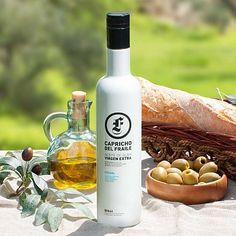 Capricho del Fraile Picual Cosecha Temprana - Olio Award 2017 Testsieger Olivenöl - 1. Platz Mittelfruchtig - Fraile Llanos de Castillejo Olivenöl Picual Andalusien