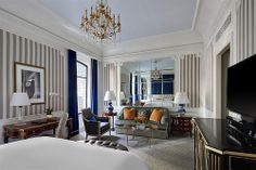 The St. Regis New York—Guest Room