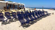 Strandbaren på Bellevue Strand