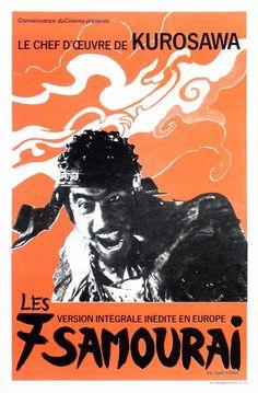 LOS SIETE SAMURAIS (1954)