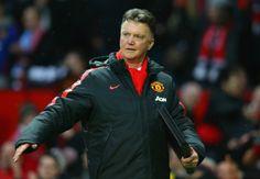 Liverpool Vs Manchester United, Louis Van Gaal Ogah Kalah - Pelatih Manchester United, Louis Van Gaal mengaku pertemuan kontra Liverpool...