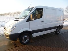 For sale: Used and second hand - Van MERCEDES-BENZ Closed Van SPRINTER 311 CDI