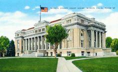 Wichita County Courthouse, Wichita Falls, Texas