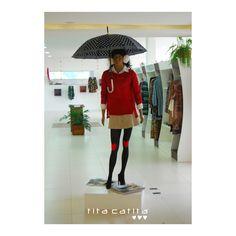 Umbrella Decoração Loja Tita Catita