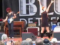 """""""Man's World"""" w/ Layla Zoe @ 2014 Tremblant International Blues Fest"""