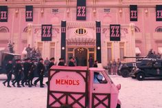It's been exactly 1 week since I saw The Grand Budapest Hotel the newest film from Wes Anderson. All my closest friends kn. Grand Hotel Budapest, Moonrise Kingdom, Ralph Fiennes, Tilda Swinton, Bristol, Lobby Boy, Wes Anderson Movies, Grande Hotel, Budapest
