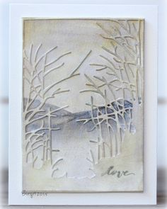 IC508 Contemplation by Biggan - Cards and Paper Crafts at Splitcoaststampers