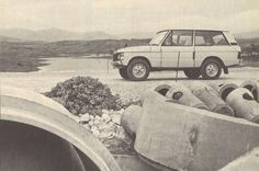 The road test of the original Range Rover was published in our 12 November 1970 issue. Range Rover Classic, The New Range Rover, Jeep Wagoneer, Range Rovers, 12 November, First Drive, Four Wheel Drive, Mk1, Land Rover Defender