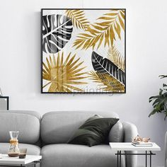 Original art modern Abstract acrylic paintings on canvas Gold leaf painting Wall pictures cuadros abstractos hand painted impasto home decor Dyi Painting, Canvas Painting Landscape, Texture Painting, Acrylic Painting Canvas, Canvas Wall Art, Painted Leaves, Hand Painted, Do It Yourself Home, Wall Art Pictures
