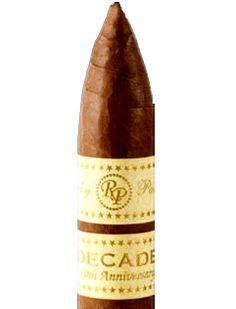 Rocky Patel Decade Torpedo | Rocky Patel Cigars