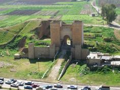 Ashurnasirpal II palace and his great library in Nineveh, Iraq