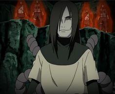 Screencap from〖 Naruto Orochimaru 〗