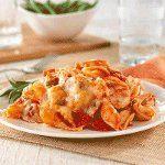 Hunt's® Cheesy Chicken and Pasta Casserole
