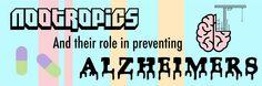 Nootropics and alzheimers