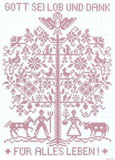 German embroidery  Kreuzstichmuster im Jahreslauf von Josefine Brogyanyi - Buch portofrei bei Weltbild.at kaufen