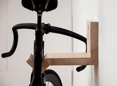 Make Bike Rack — Bicycles -- Better Living Through Design