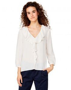Рубашки и блузы для женщин | Benetton