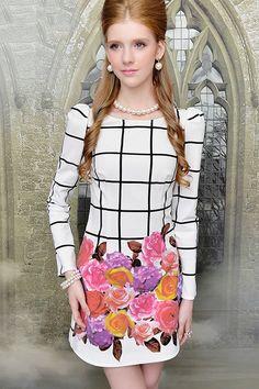 floral print dress - Google Search