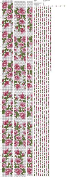 off loom beading techniques Crochet Bracelet Pattern, Crochet Beaded Bracelets, Bead Crochet Patterns, Bead Crochet Rope, Beaded Bracelet Patterns, Beading Patterns, Beaded Crochet, Beading Techniques, Beading Tutorials
