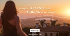 Realtor? Looking for something new? Technology // Social Media // Luxury Real Estate // Southern California. http://theboutiquere.com