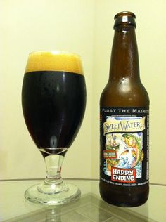 BrewChief.com Review of Happy Ending (SweetWater Brewing Co.) : These days it can be quite difficult for a brewery to set itself apart. Crafting great beer used to be the only requirement, but now there are a lot of breweries out there crafting a lot of great beer, so there has to be a distinction. Some breweries choose to make it in a complicated manner, like attempting a hybrid style or using strange ingredients. But if these strategies don't work, they can backfire with a vengeance and...