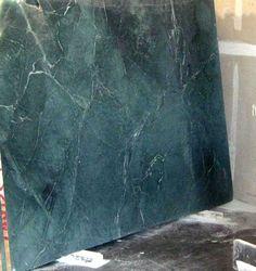 Green Minas Soapstone slab