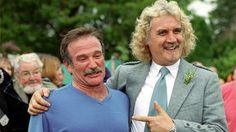 "Robin Williams was a 'complicated man, but a beautiful person,"" says Billy Connolly"
