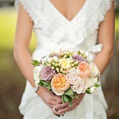 Pastel Bridal Bouquet #bridal #bouquet