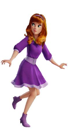 Daphne Blake is one of the main characters in the 2020 film, SCOOB! She is Fred's future love interest and a best friend to Velma. Daphne is the voice of Amanda Seyfried. Mckenna Grace voices her younger self. Daphne has red hair, green eyes. Scooby Doo Images, Scooby Doo Movie, Scooby Doo Pictures, Daphne Blake, Scooby Doo Mystery Incorporated, Custom American Girl Dolls, Stunning Redhead, Velma Dinkley, Fred