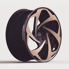 "Now that's different is the first thing that comes to mind when you first lay eyes on this new #wheel design from Radika R Rampersaud Their designs are fair from the norm, often very much the opposite to what everyone else is doing without resulting in a design that looks way out of place in the current market. Their designs have been the ""did you see the wheels on that car"" at the shows, making them some of the most photographed & talked about. This is their latest offering the FR, seen here in a 21..."
