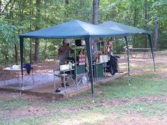 67 Best Camp Kitchens Images Camping Tips Camping Tricks Tent