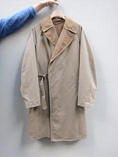 COMOLI (Komori) Tielocken COAT