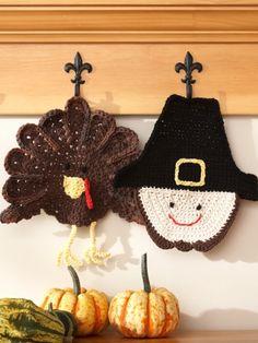 Sugar 'n Cream - Pilgrim Dishcloth (crochet) | Yarn | Free Knitting Patterns | Crochet Patterns | Yarnspirations