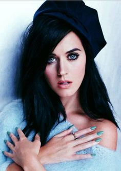 Katy Perry Elle UK 2013