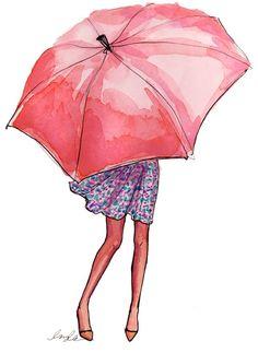 Don't forget the umbrella...Tropical Storm Debbie, 2012