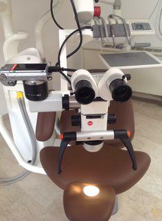 Il primo riunito con possibilità di utilizzare un microscopio durante le visite ed operazioni su paziente #OMS #eccellenzadentale #unidi #madeinitaly