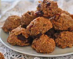 Healthy quinoa breakfast bites