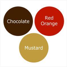 How To Wear Chocolate For A Shaded Autumn (Deep Autumn)