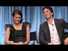 The Vampire Diaries at Paleyfest 2012 - Funniest Moments! - YouTube