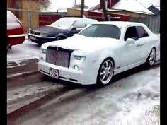 Rolls Royce from Kazakhstan[or tunning Mersedes E class]